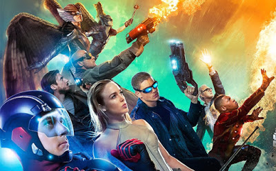 DC's LEGENDS OF TOMORROW: THE COMPLETE FIRST SEASON Coming to Blu-Ray Later This Year