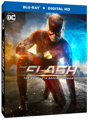 THE FLASH: THE COMPLETE SECOND SEASON Coming to Blu-Ray Next Fall