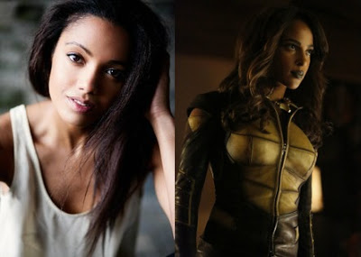 DC's LEGENDS OF TOMORROW Casts Maisie Richardson-Sellers as the New Vixen