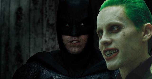 Jared Leto Talks Joker's Future, Wants to Appear in Ben Affleck's BATMAN Film