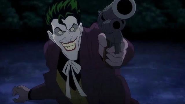 BATMAN: THE KILLING JOKE Grosses $3.8 Million in Two-Night Theatrical Release
