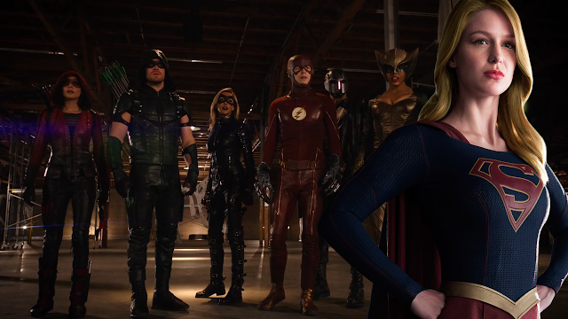Marc Guggenheim Teases Supergirl's Role in The CW's Four-Show DC Crossover