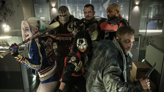 FEATURE: Five Ideas for SUICIDE SQUAD Movie Spin-Offs