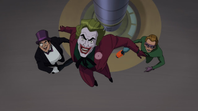 BATMAN: RETURN OF THE CAPED CRUSADERS to Premiere at New York Comic-Con
