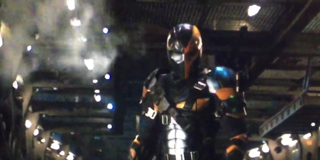 Deathstroke is Reportedly the Main Villain of Ben Affleck's BATMAN Movie; First Look Revealed