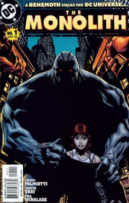 Lionsgate is Bringing Former DC Title THE MONOLITH to the Big Screen