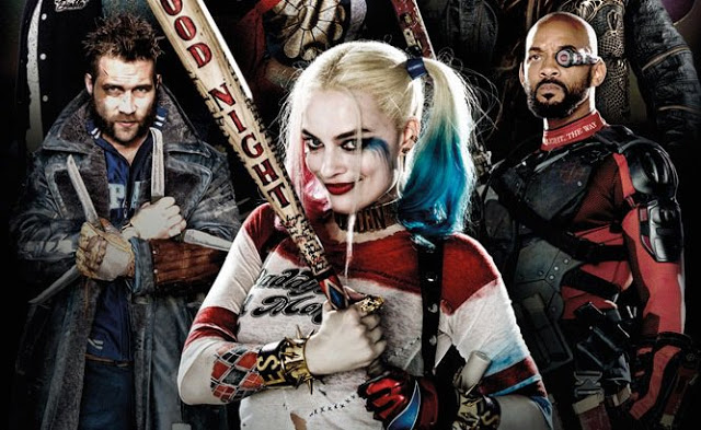 SUICIDE SQUAD Shifts Down to #2 in Fourth Weekend of Release