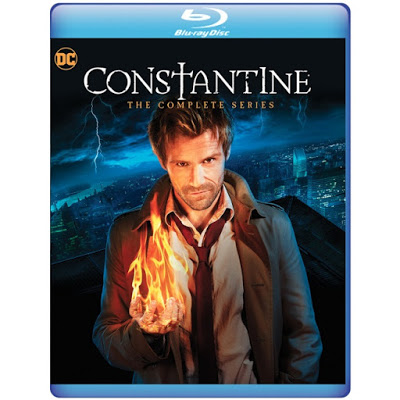CONSTANTINE is Finally Coming to Blu-Ray This Fall