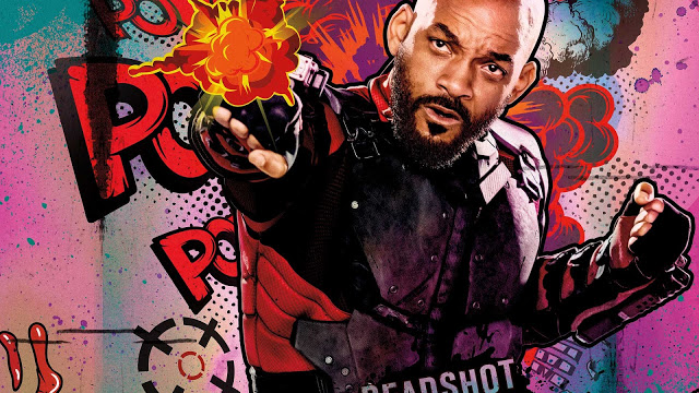 Box Office Updates for SUICIDE SQUAD, Weekend #8