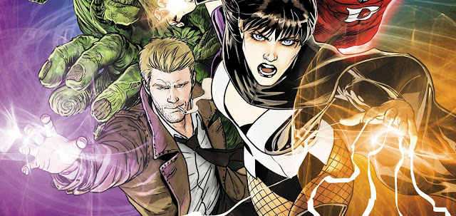 "Doug Liman Discusses ""Unconventional"" Approach to His JUSTICE LEAGUE DARK Movie"