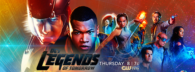 The CW Orders More Episodes for Season 2 of DC's LEGENDS OF TOMORROW