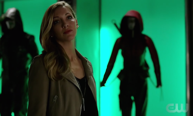 ARROW 5×10 Promo Offers Big Hint on How Laurel is Alive