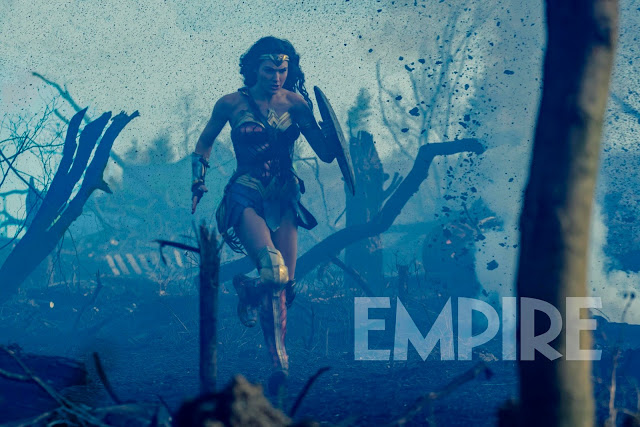 WONDER WOMAN Director Patty Jenkins Discusses the Film's World War I Setting
