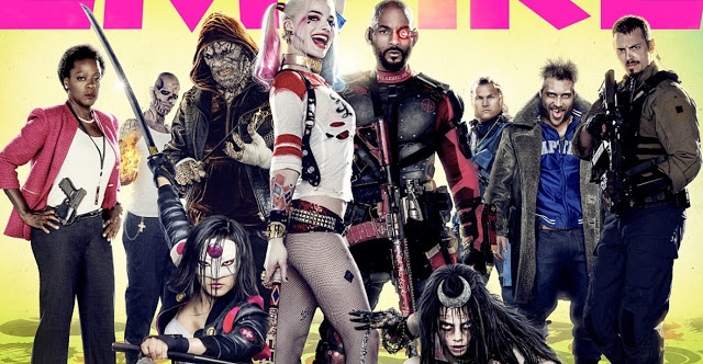 SUICIDE SQUAD Has Been Nominated for an Oscar
