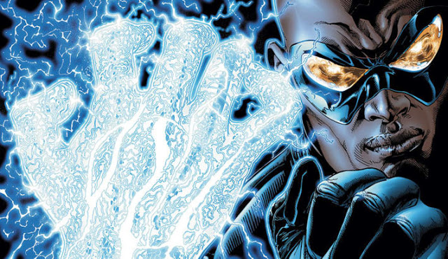 BLACK LIGHTNING Pilot to Begin Production in March