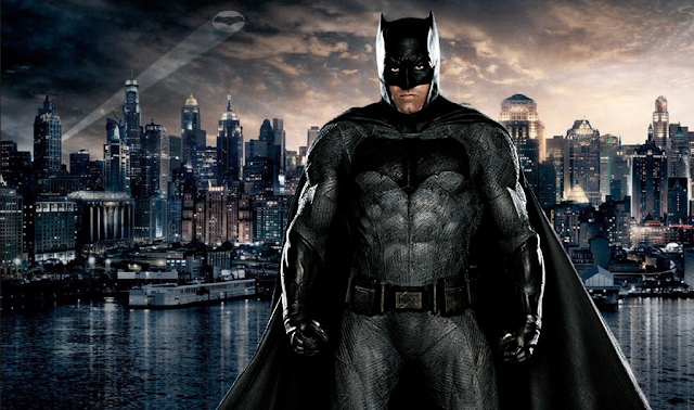 Ben Affleck Won't Direct THE BATMAN After All