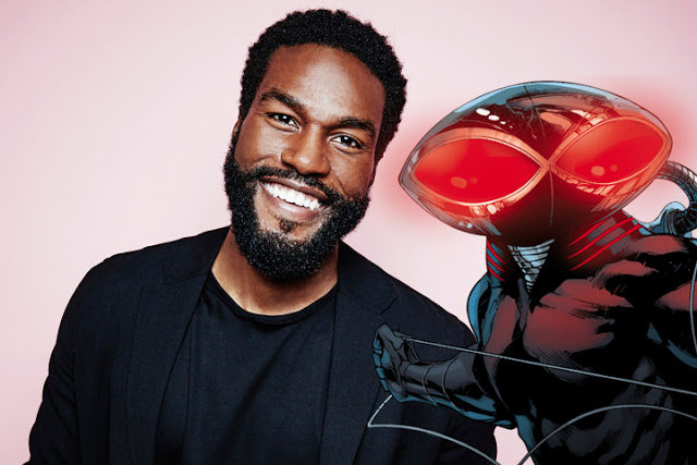AQUAMAN Movie Finds its Black Manta; Nicole Kidman in Talks to Join
