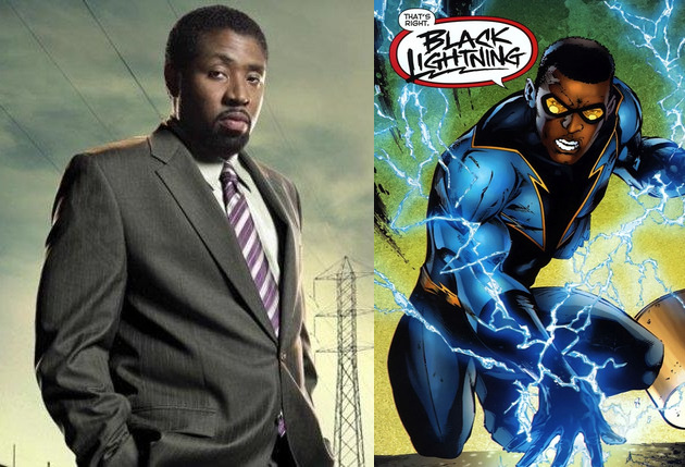Cress Williams Set to Play BLACK LIGHTNING for The CW