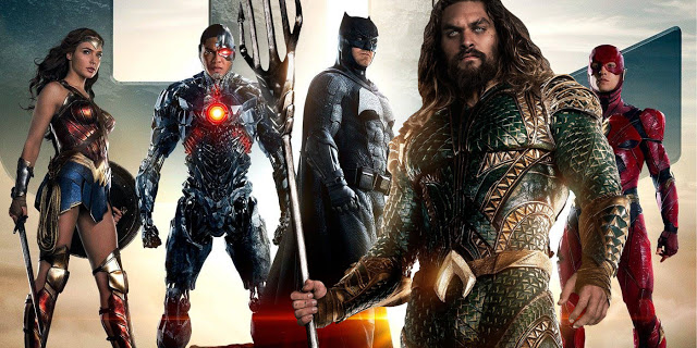 Warner Bros. and IMAX Creating VR Experiences Based on JUSTICE LEAGUE and AQUAMAN