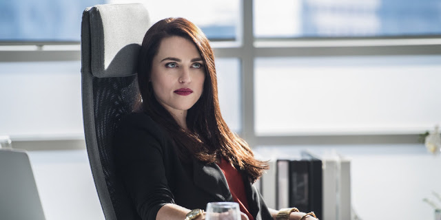 SUPERGIRL Upgrading Katie McGrath's Lena Luthor to Series Regular in Season 3