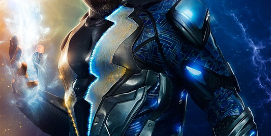 First Look at BLACK LIGHTNING, The CW's New DC Superhero