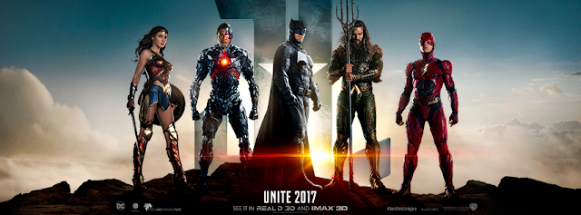 The Epic JUSTICE LEAGUE Trailer is Finally Here