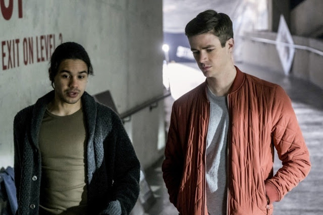 "FLASH SPOILER Review: Episode 3×19- ""Once and Future Flash"""