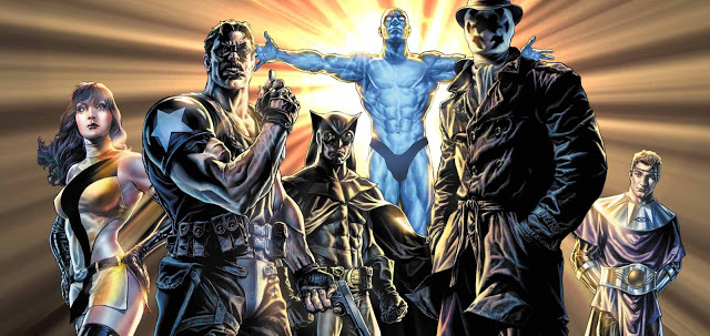 Looks Like Warner Bros. is Developing an Animated WATCHMEN Movie