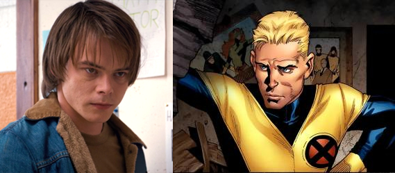 STRANGER THINGS' Charlie Heaton in Talks to Join NEW MUTANTS Movie as Cannonball