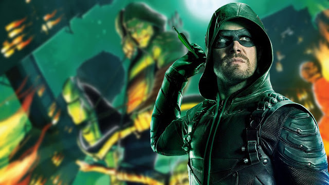 Stephen Amell Hopes to Explore Green Arrow's Liberal Roots in ARROW Season 6