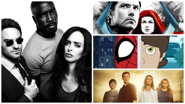 Marvel TV Bringing THE DEFENDERS, INHUMANS and More to San Diego Comic-Con 2017