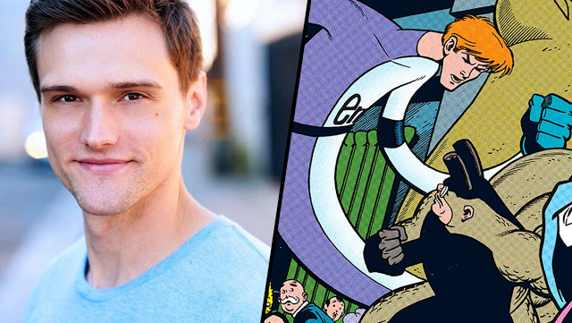 THE FLASH Casts the Elongated Man for Season 4