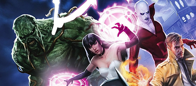 JUSTICE LEAGUE DARK Recruits a New Screenwriter as Director Search Continues