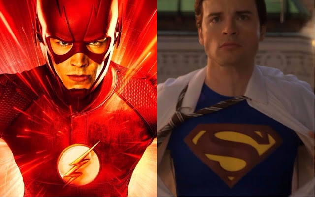 SMALLVILLE Star Tom Welling Has Some Ideas About a Potential Appearance on THE FLASH