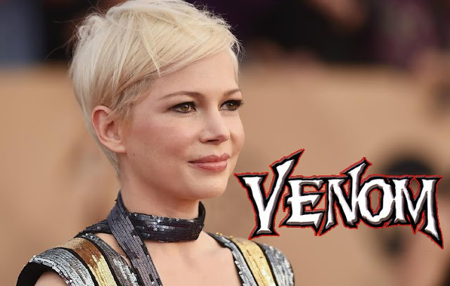 Michelle Williams in Talks to Join VENOM Movie