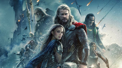 Review: THOR: THE DARK WORLD (2013)