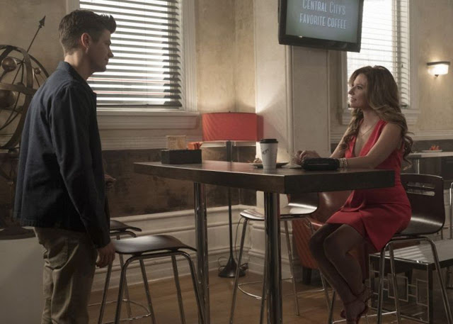 """FLASH SPOILER Review: Episode 4×03 """"Luck be a Lady"""""""