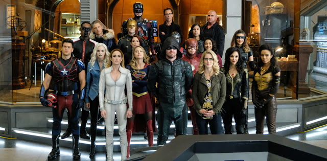 Ranking the Arrowverse Crossover Events So Far