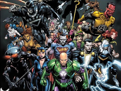 Rumor: DC Films Emphasizing on the Legion of Doom for the Future