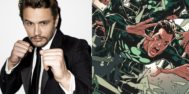 "MULTIPLE MAN: James Franco Confirms Development on X-Men Project, Teases ""Hard R"" Rating"