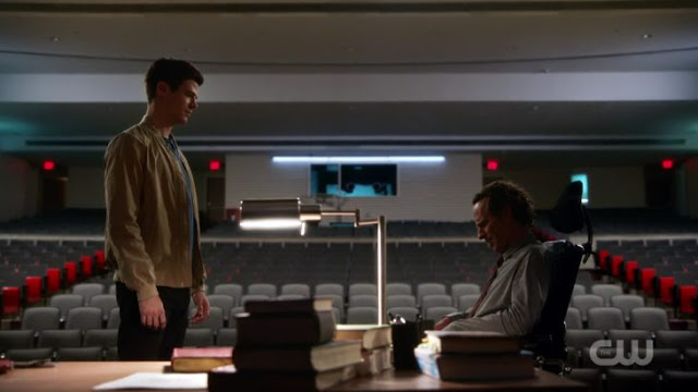 "FLASH SPOILER Review: Episode 4×07 ""Therefore I Am"""