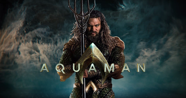 AQUAMAN is About to Throw Some Hands in New Movie Still