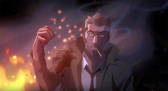 Warner Bros. Bringing CONSTANTINE Animated Premiere and More DC Shows to WonderCon 2018