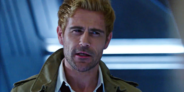 Constantine Confirmed to Appear in LEGENDS OF TOMORROW Season Finale