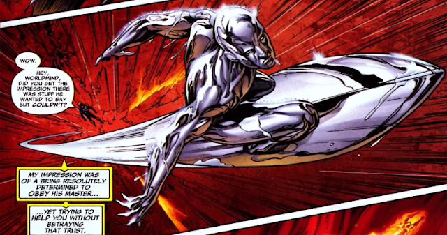 SILVER SURFER Movie Back in Development; Fox Accelerating Development of Many Marvel Movies