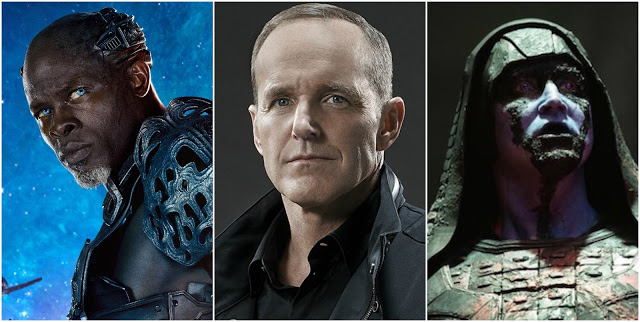 CAPTAIN MARVEL Officially Begins Production; Phil Coulson and Ronan the Accuser to Appear