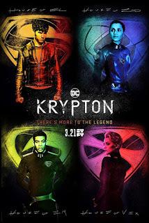 Krypton Series Premiere Review