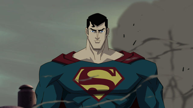 SUPERMAN: UNBOUND Review
