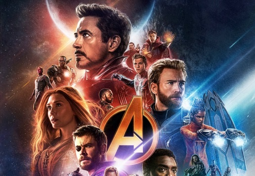 AVENGERS: INFINITY WAR Sets New Opening Weekend Record with Massive $258 Million