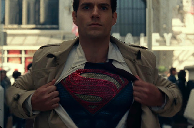 Henry Cavill Offers MAN OF STEEL 2 Update, Plus Rumors on His New DC Contract